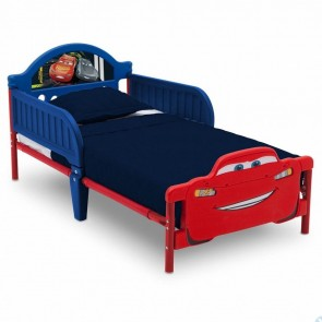 Cars Disney Junior Bed 3-D