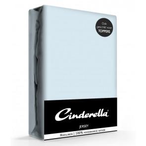Cinderella Jersey Hoeslaken Sky Blue