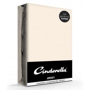 Cinderella Jersey Hoeslaken Silversand