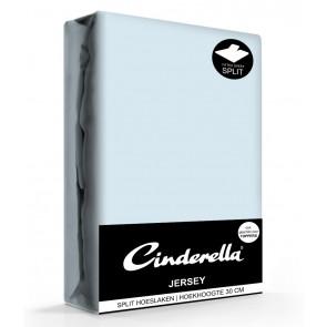 Cinderella Jersey Splithoeslaken Sky Blue