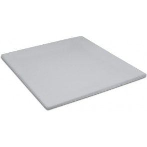 Damai Topper Hoeslaken Satijn Light Grey