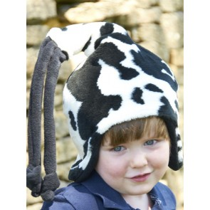 Buggy Snuggle Kindermuts Cow Loopy S