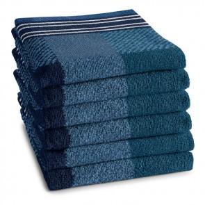 DDDDD Keukendoek Feller Blue (6 stuks)