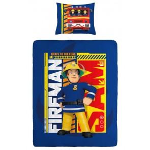 Dekbedovertrek Fireman Sam Stand
