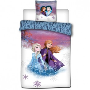 Disney Frozen Dekbedovertrek Heart