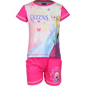 Frozen 2-Delige Set Queens Fuchsia
