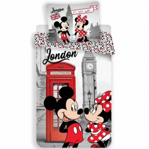 Disney Minnie Mouse Dekbedovertrek London