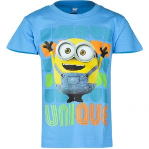 Despicable Me T-Shirt Lichtblauw