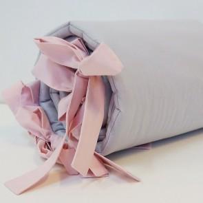 Dolly Hoofdbeschermer Grijs-Roze
