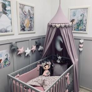 Dolly Klamboesluier Lavendel