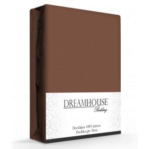 Dreamhouse Hoeslaken Katoen Bruin