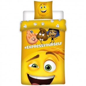 Emoji the Movie Kinderdekbedovertrek