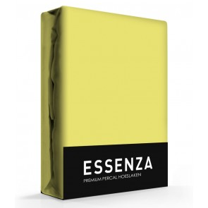 Essenza Hoeslaken Premium Percal Canary Yellow