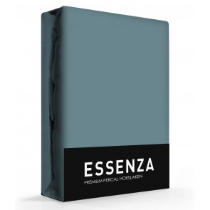 Essenza Hoeslaken Premium Percal Smoke Blue
