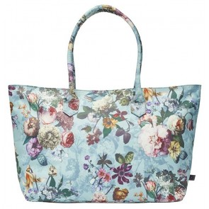 Essenza Jill Fleur Schoudertas Dusty Aqua