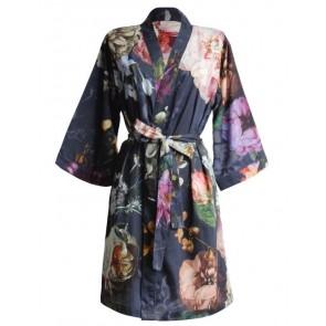Essenza Kimono Fleur Nachtblauw