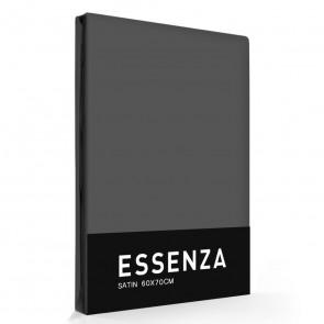 Essenza Kussensloop Satin Antraciet (1 stuk)