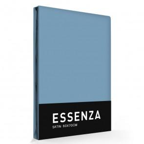 Essenza Kussensloop Satin Stone Blue (1 stuk)