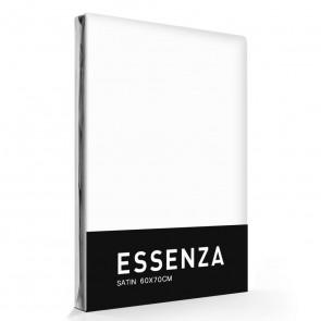 Essenza Kussensloop Satin Wit (1 stuk)