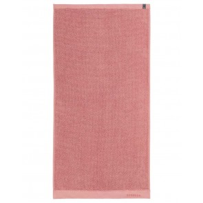 Essenza Handdoek Connect Organic Uni Rose 60 x 100 cm