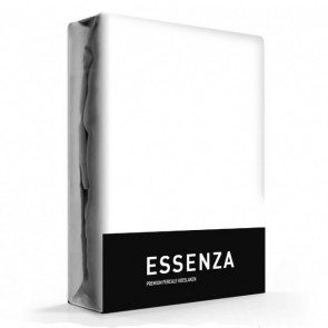 Essenza hoeslaken Premium Percal White