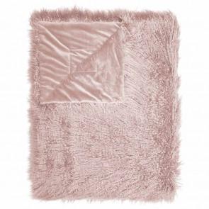 Essenza plaid Vita Rose 140 x 200 cm