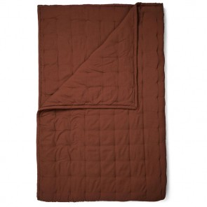 Essenza Quilt Ruth Shell Brown