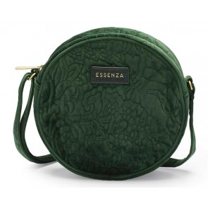 Essenza Reese Schoudertas Velvet Green