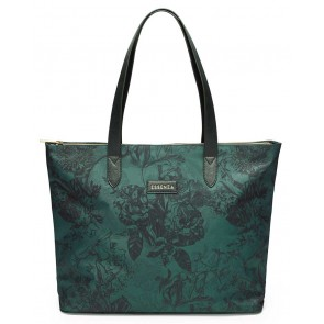 Essenza Shopper Lynn Airen Green