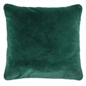 Essenza sierkussen Furry Pine Green 50 x 50 cm
