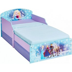 Disney Frozen Junior Bed met Laden