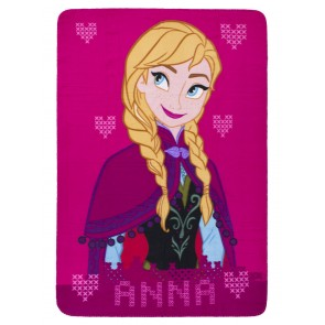 Frozen Fleece Plaid Anna