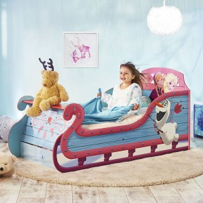 Frozen Junior Slee Bed met Laden