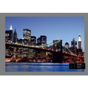 Brooklyn Bridge Fotobehang 4D (AG Design)