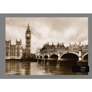 London Fotobehang 4D (AG Design)