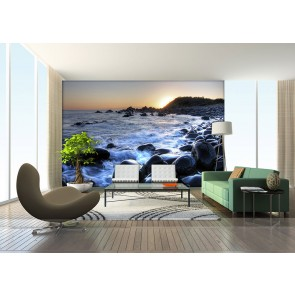 Sea Sunset Fotobehang 4D (AG Design)