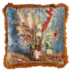 Beddinghouse Van Gogh Museum Sierkussen Gladiolus