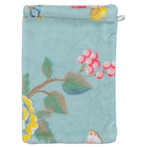 Pip Studio Washandjes Good Evening Blauw (6 st)