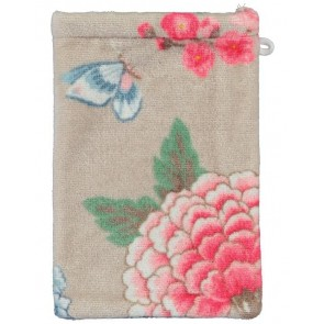 Pip Studio Washandjes Good Evening Khaki (6 st)