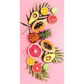 Good Morning Kids Strandlaken Fruits