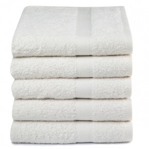 Handdoekken Ivoor (5 stuks)