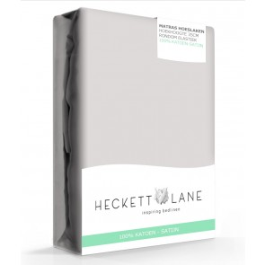 Heckett & Lane Hoeslaken Satijn Glacier Grey