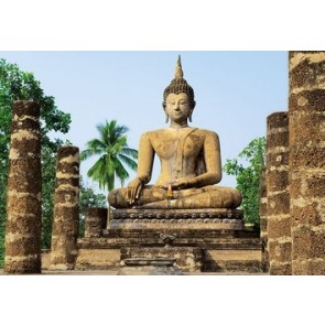 Fotobehang Buddha 366 cm x 253 cm