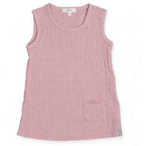 Jollein Jurkje Cotton Wrinkled Pink 74/80