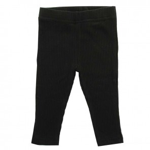 Jollein Legging Rib Black 62/68