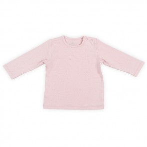 Jollein-Shirt-Lange-Mouw-Mini-Dots-Blush-Pink-74-80