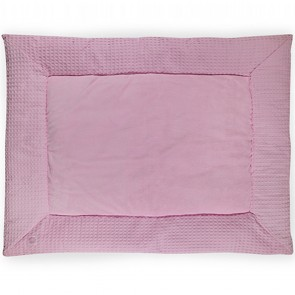 Jollein Boxkleed Waffle Pink 80x100cm
