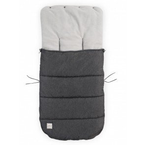 Jollein Comfortbag Buggy Wandelwagen Outdoor Grey