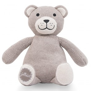 Jollein Knuffel Natural Knit Bear Sand