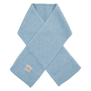 Jollein Sjaal Soft Knit Soft Blue